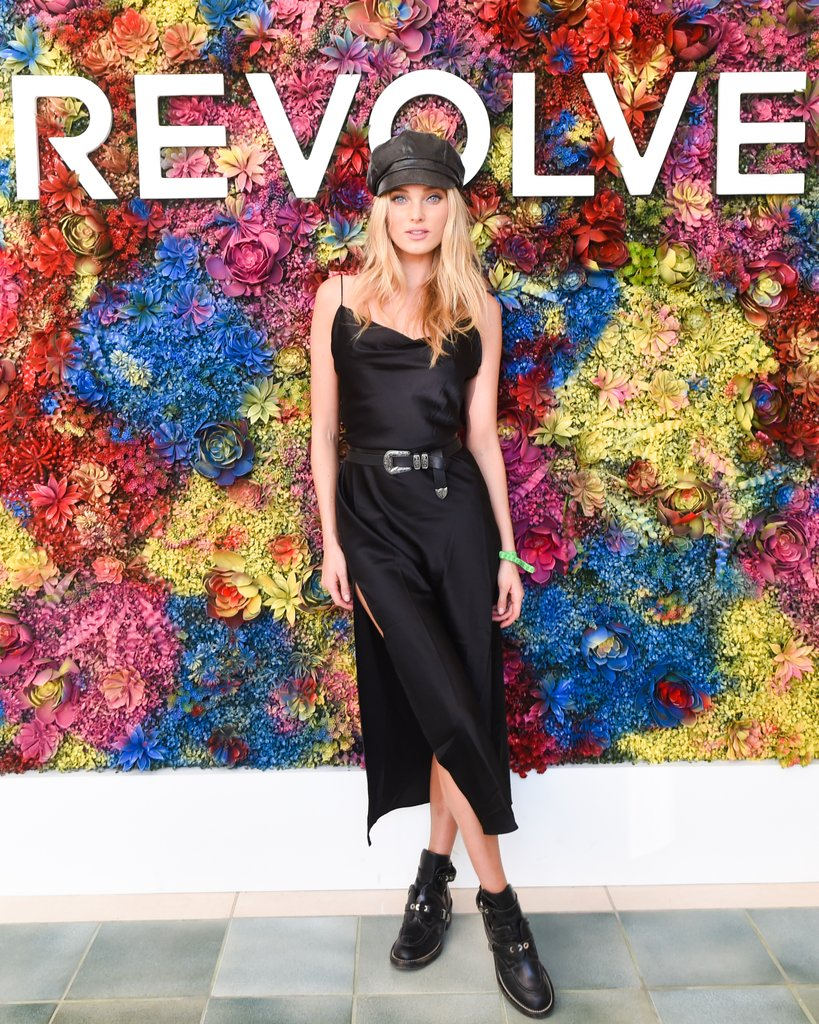 Elsa-Hosk-wearing-belted-black-slip-dress-boots-Revolve.jpg